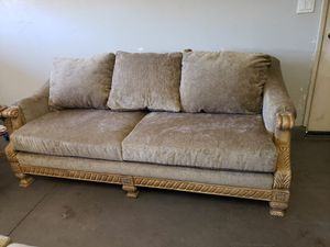 Beautiful Living Room set for sale sofas and tables for Sale in Corona, CA