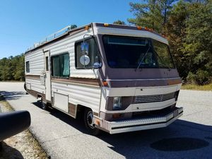 1984 allegro motorhomevfor trade for a smaller one for Sale in El Cajon, CA