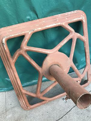 Heavy umbrella Stand for Sale in Cudahy, CA