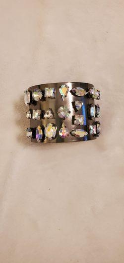 Cuff Bejeweled Bracelet for Sale in Pensacola,  FL