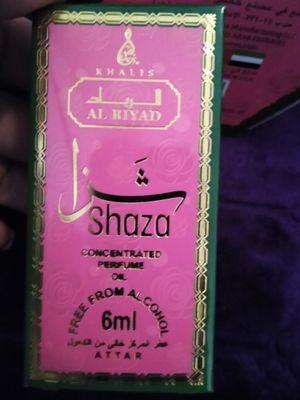Shaza Oil Perfume Made in Dubai UAE for Sale in Sacramento, CA