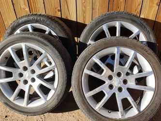 TIRES AND RIMS for Sale in Hesperia,  CA