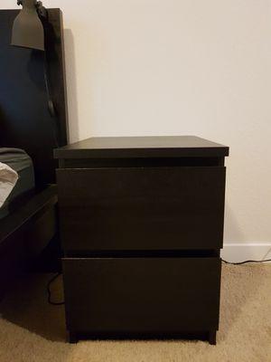 Ikea Malm 2 drawer dresser for Sale in Denver, CO
