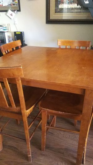 4 chair table set for Sale in Orange, CA