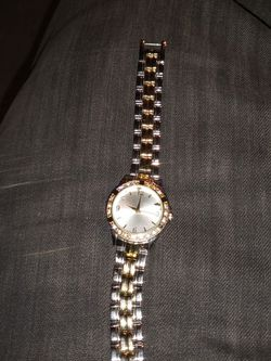 Charter Club Women's Two-Tone Bracelet Watch for Sale in Baltimore,  MD