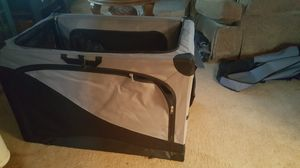 """Large Portable Canvas Dog Crate 36"""" L X 21"""" W X 24"""" H for Sale in Tampa, FL"""