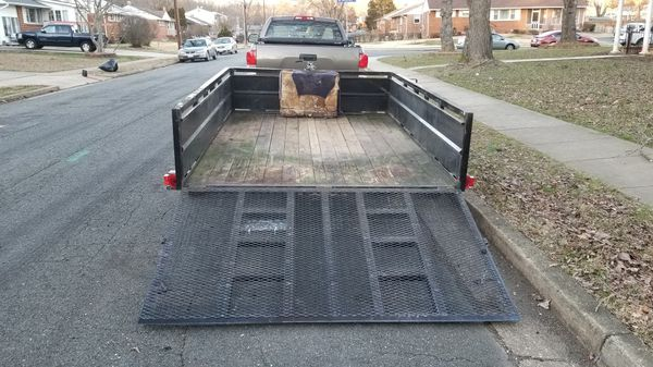 CustomBuilt Utility/Cargo Trailer