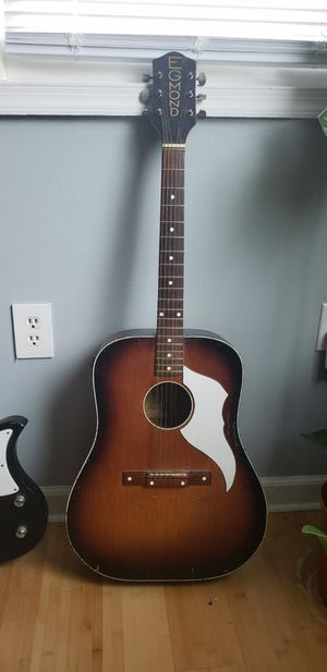 Egmond acoustic electric guitar for Sale in Suitland, MD