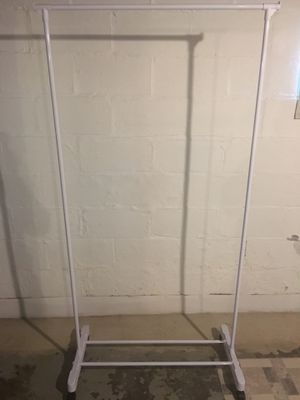 Clothes rack for Sale in Davenport, IA