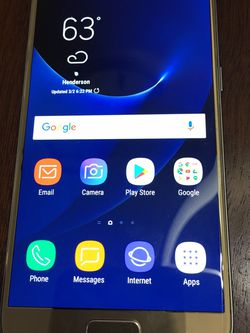 Tmobile Samsung Galaxy S7. Unlocked For Other Carriers. Clean IMEI for Sale in Covina,  CA