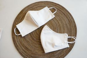 100% cotton cloth masks with filter pocket for Sale in Milwaukee, WI