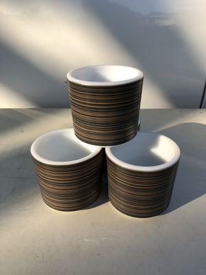 Pyrex terra mugs for Sale in Fullerton, CA