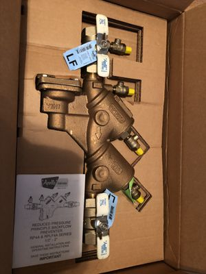 """Brand New 1"""" Apollo Backflow Preventer for Sale in San Antonio, TX"""