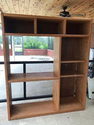 Book/TV shelf/organizer for Sale in Mount Dora, FL