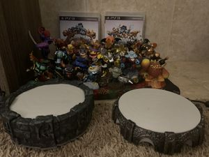 PS3 Skylanders Lot - 5 Games in Total for Sale in Lake Stevens, WA