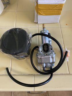 New Carburetor For Kawasaki Bayou 220 for Sale in Houston, TX