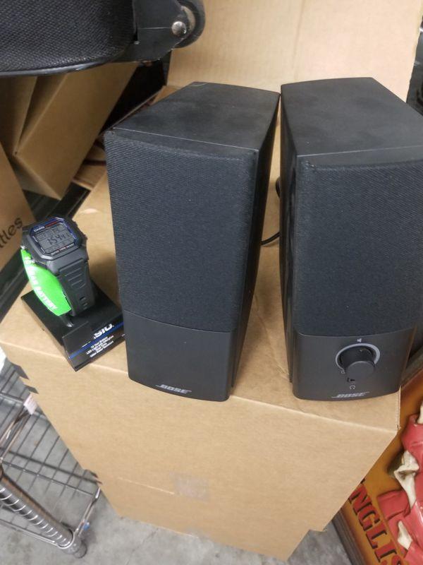 Bose companion 2 speakers