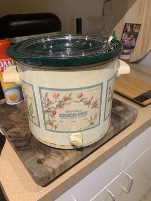 Rival Crock-Pot for Sale in Overland Park, KS