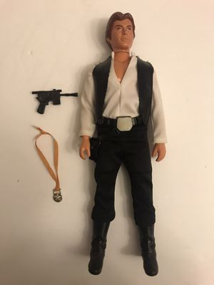 Vintage 12 inch Han Solo & Chewbacca for Sale in Fountain Valley, CA