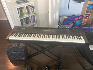Yamaha S08 Music Synthesizer for Sale in Heathrow, FL
