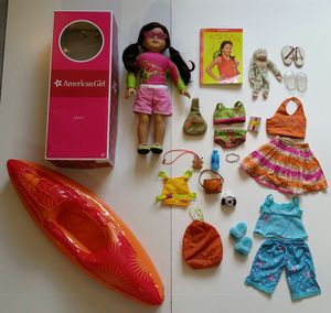 American Girl Jess, RETIRED Girls of the Year 2006 for Sale in Coral Springs, FL