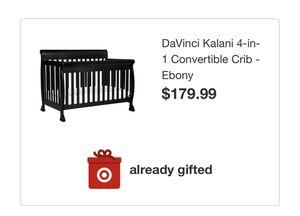 Baby crib for Sale in Roseville, MI