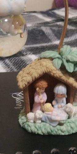 Precious moment Nativity Scene for Sale in Columbus,  OH