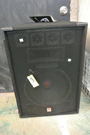 Rockville 3 Way 1500 Watt 4-Ohm Passive DJ / Pro Audio PA Speaker for Sale in Mesa, AZ