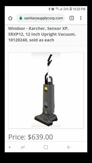 Commercial vacuum for Sale in San Leandro, CA