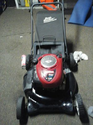 CRAFTSMAN 6.5 HP.WITH BRIGGS AND STATON ENGINE RUNS PERFECT.1 DAY SALE FOR 125.00 for Sale in Colton, CA