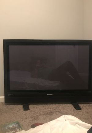 I think 50' in plasma and only hdmi hook up works for Sale in Virginia Beach, VA