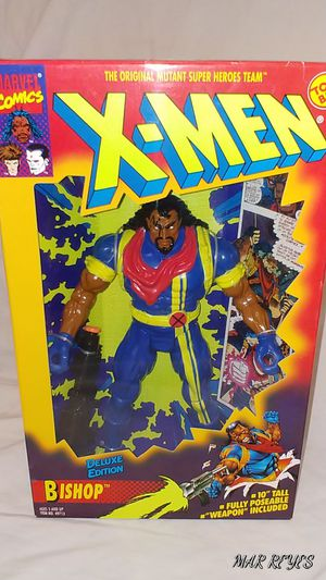 "X-MEN ""BISHOP"" 10 Inch figure by Toy Biz for Sale in Queens, NY"