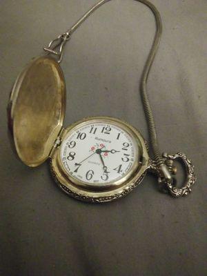 Rummors Pocket watch for Sale in Bangor, ME