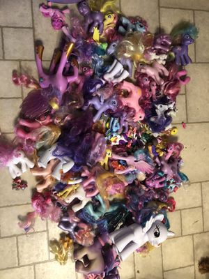 My Little Pony Collection for Sale in Trenton, NJ