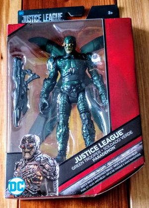 DC Multiverse Justice League Parademon Toys R Us Exclusive for Sale in Vacaville, CA