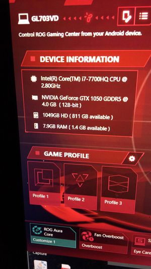 Nvidia Gtx 1050 Gaming Laptop for Sale in Decatur, IL