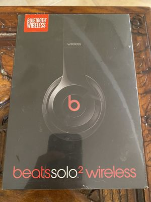 Beats Solo 2 Wireless Headphones Brand New never opened for Sale in Oakland, CA