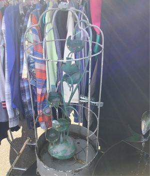 Metal water fountain for Sale in Altadena, CA