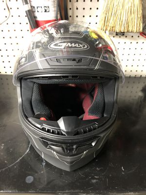 Gmax Motorcycle Helmet Size Small 55-56cm for Sale in Whittier, CA