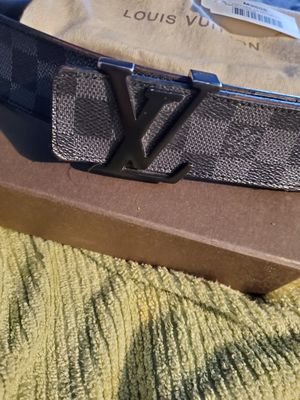Louis vuitton belt size 36 OFFER ME PRICES for Sale in Los Angeles, CA