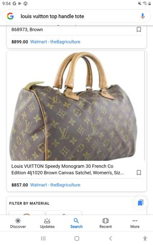 Original Louis Vuitton wallet and bag for Sale in Cathedral City, CA