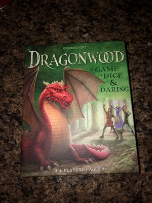 DragonWood kids dice game for Sale in Aurora, OR