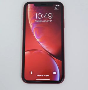 iPhone XR 128GB UNLOCKED for Sale in Richmond, VA