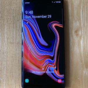 Samsung galaxy note 9 unlocked for Sale in Lake Mary, FL