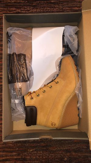 "Women's Timberland Amston 6"" Boot Wheat for Sale in Columbus, OH"