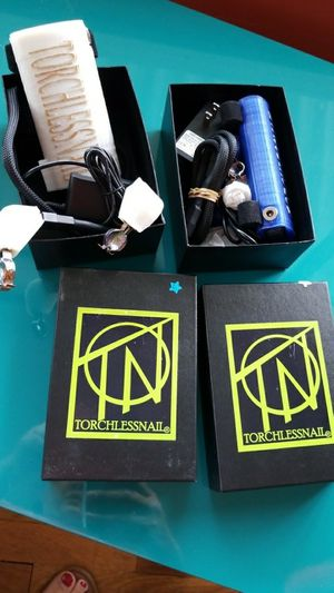 Torchless portable enail for Sale in Portland, OR