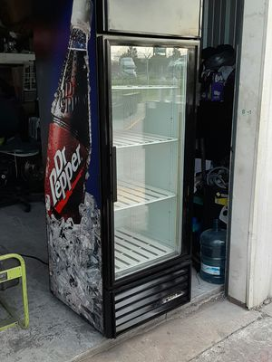 True Brand Commercial Beverage Cooler for Sale in Baytown, TX