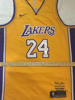 LA Lakers Jersey Kobe Bryant Absolutely Brand New SIZE XL/XXL (54) ONE DAY SALE PRICE for Sale in Beverly Hills,  CA