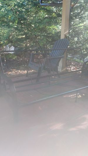 Futon frame complete with mattress for Sale in Tacoma, WA