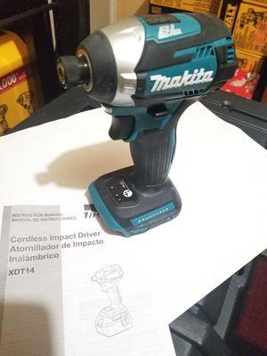 Makita Impact Driver Brushless 3 Speed 18V for Sale in Norwalk, CA